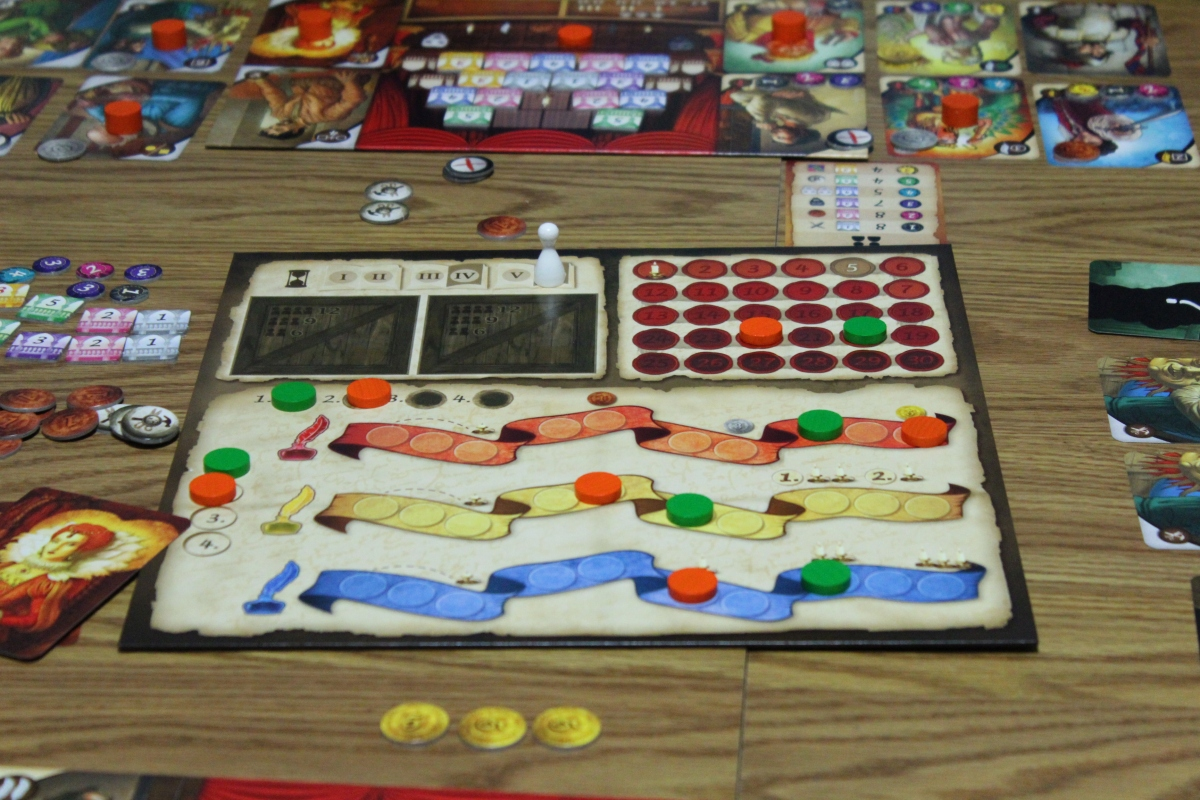 Board Game Review — Shakespeare – Two Board Meeples image